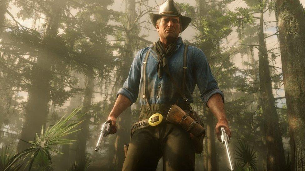 Arthur Morgan Red Dead Redemption 2